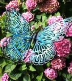 Butterfly Sculptures