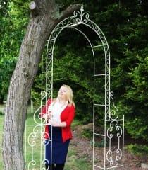 Garden Rose Arches