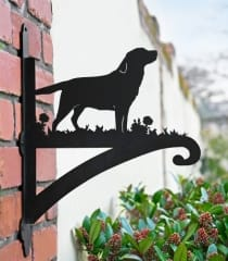 Dog Hanging Basket Brackets