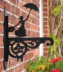 Mythical Hanging Basket Brackets