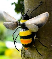 Insect & Butterfly Sculptures