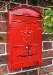Wall Mounted Post Boxes