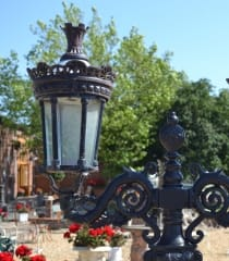 Royal Darlington Lamppost Sets
