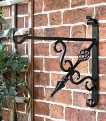 Traditional Hanging Basket Brackets