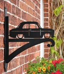 Transport Hanging Basket Brackets