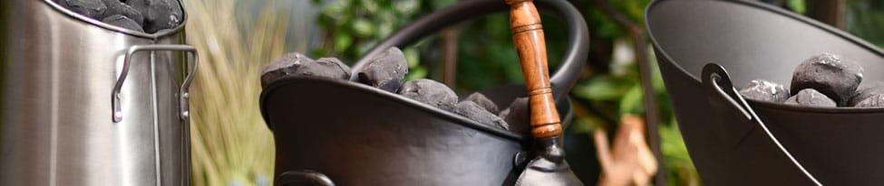 Crackling Coals